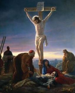 Jesus Crucifixion and Resurrection