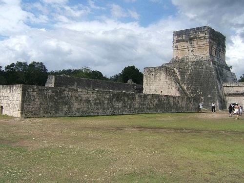 Mayan Ball Game for Kids