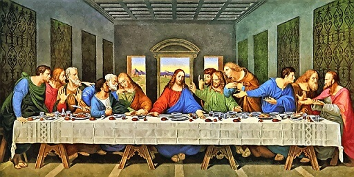 What is the Message of the Last Supper for kids