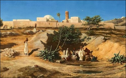 Jesus is taken back to Israel, to the city of Nazareth
