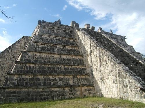 Mayan Ossuary for Kids (Osario)