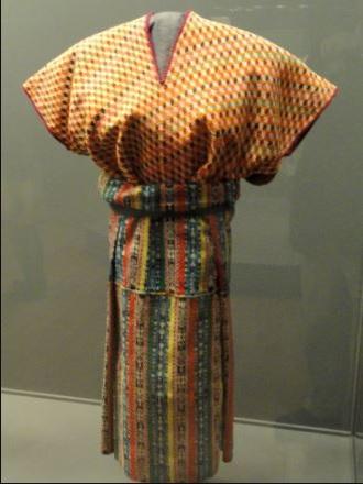 Mayan clothes