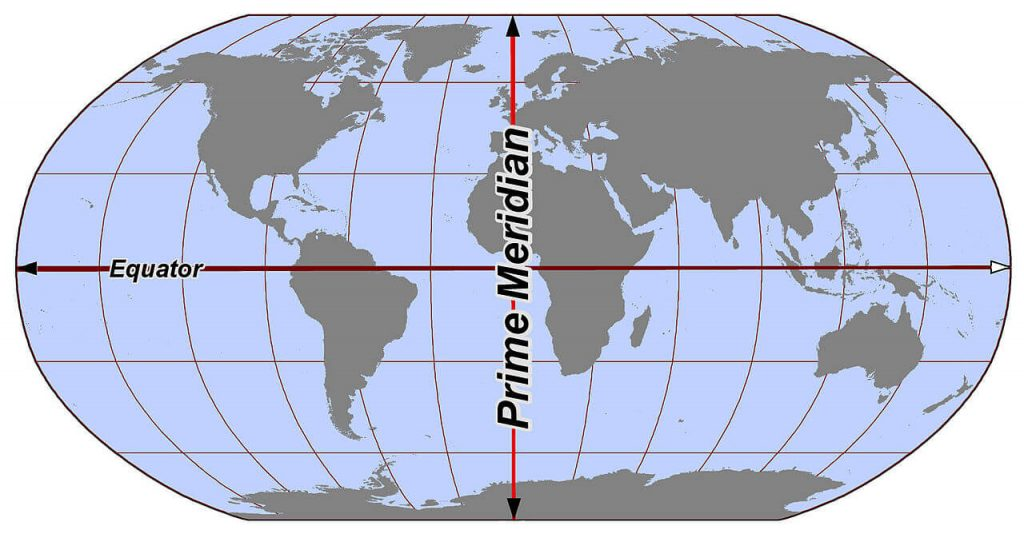 What is Prime Meridian? Greenwich Meridian
