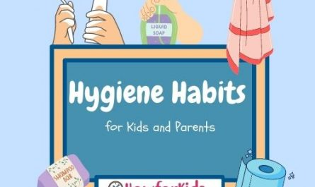 Personal Hygiene Habits for Kids