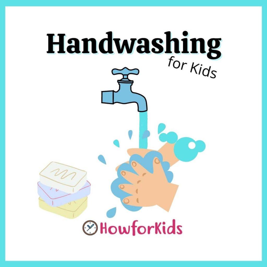 Handwashing activities for Kindergarten