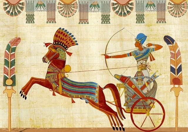 Egiptian Art. History of writing systems